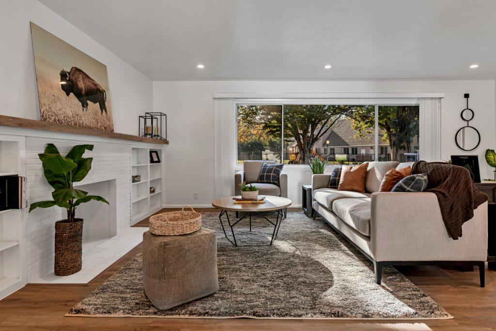 Sacramento Living Room