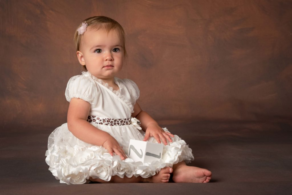 One Year Baby Photos