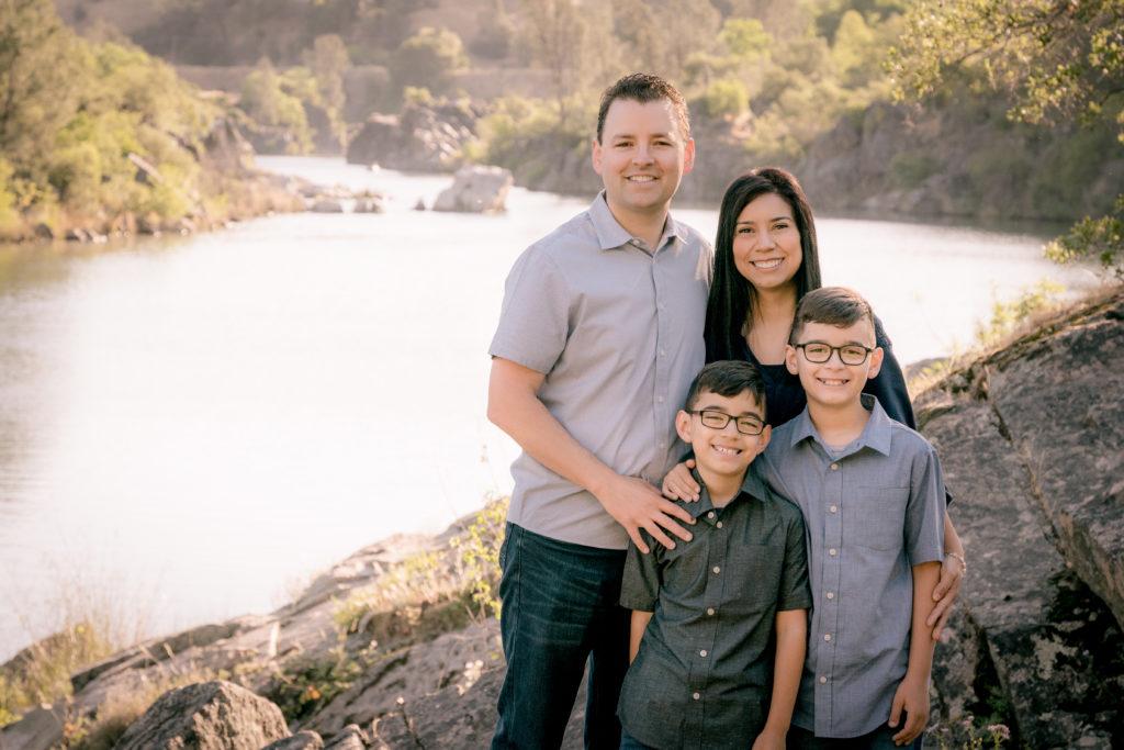 Folsom Powerhouse Family Photo